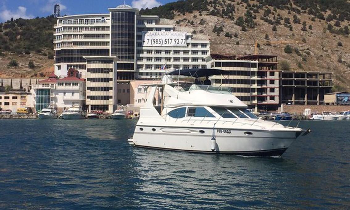 Фото: Аренда моторной яхты VIP (недоступна)