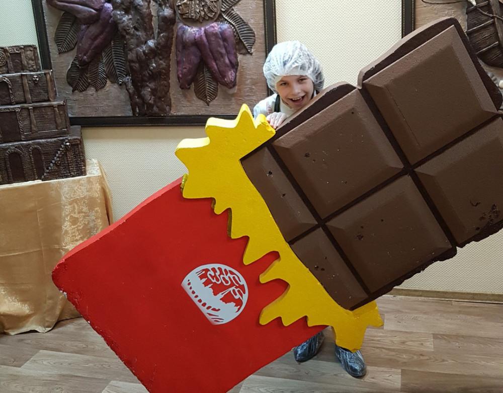 Фото: Шоколадный мастер-класс