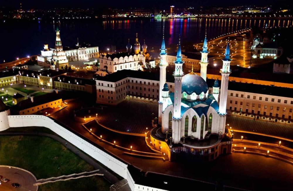 Фото: Вечерняя Казань и винная дегустация
