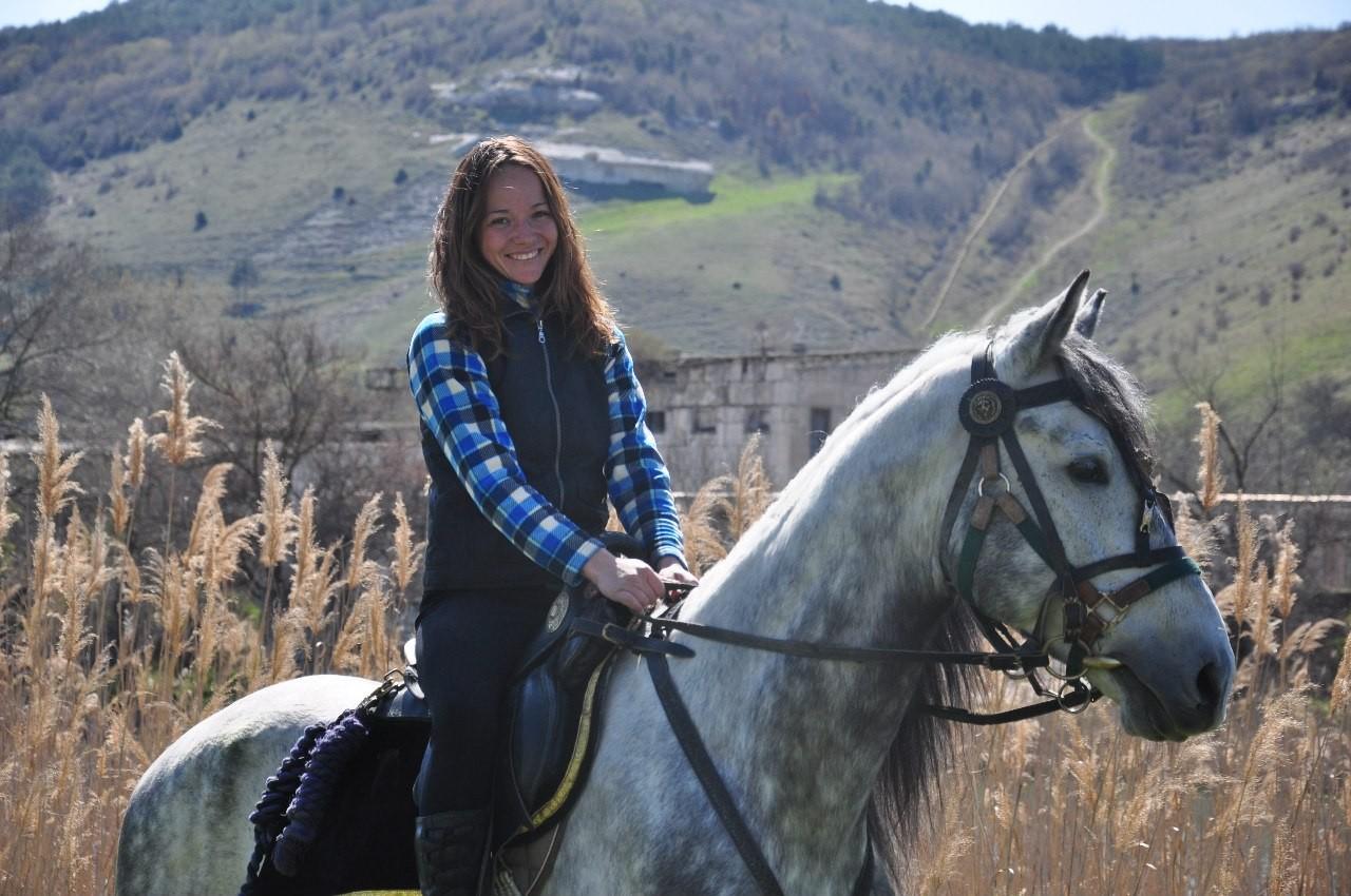 Фото: Прогулка на лошадях: Килен-балка