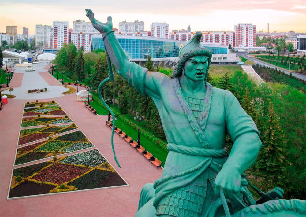 Фото: От города-крепости к городу-мегаполису