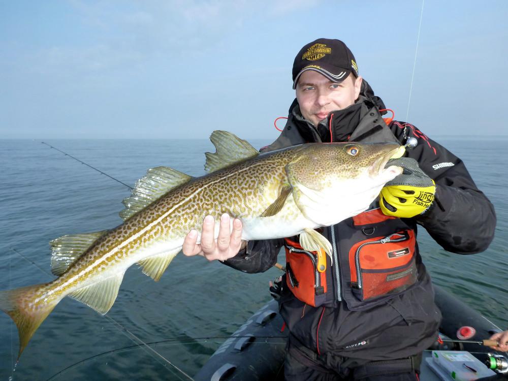 Фото: Рыбалка в Балтийском море