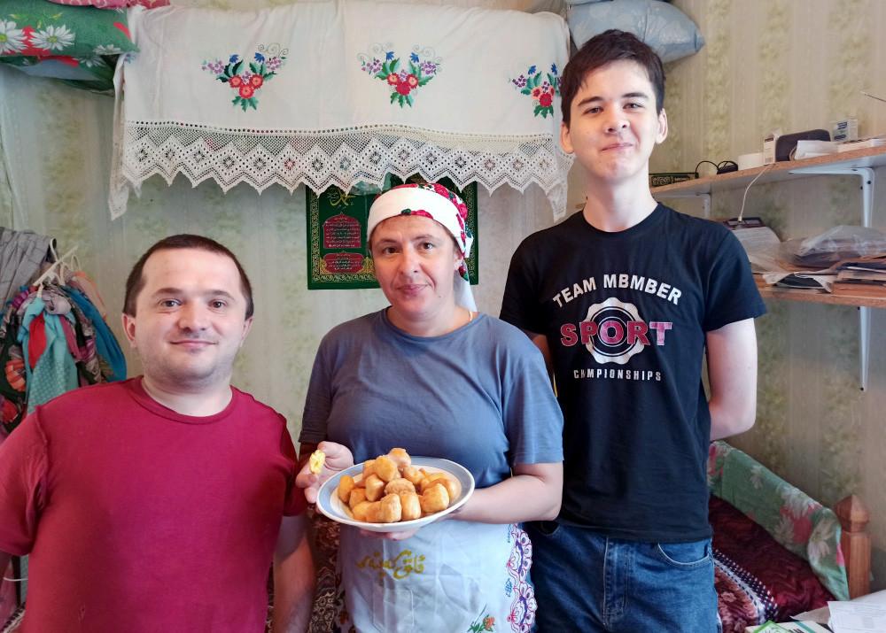 Фото: В гости к бабушке в Стерлибашево