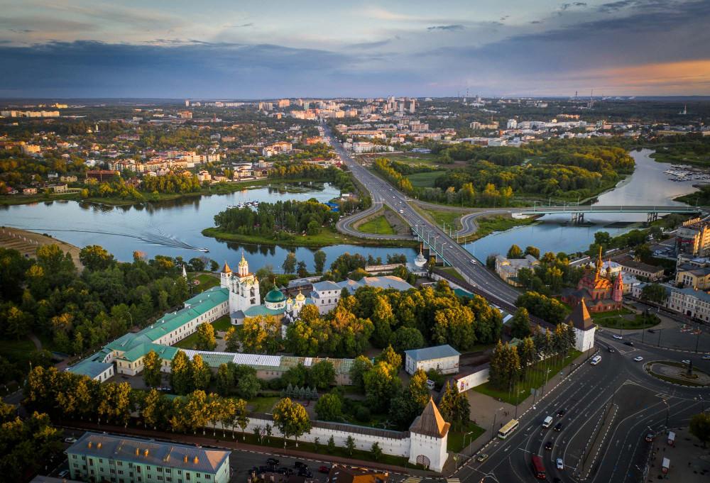 Фото: Ярославль: десять веков истории