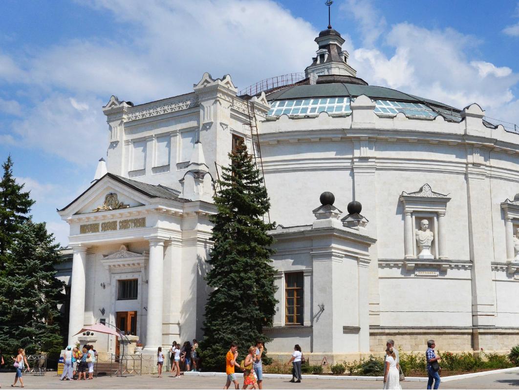Фото: Легендарный Севастополь