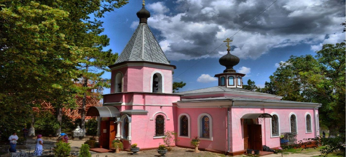 Фото: Топловский женский монастырь