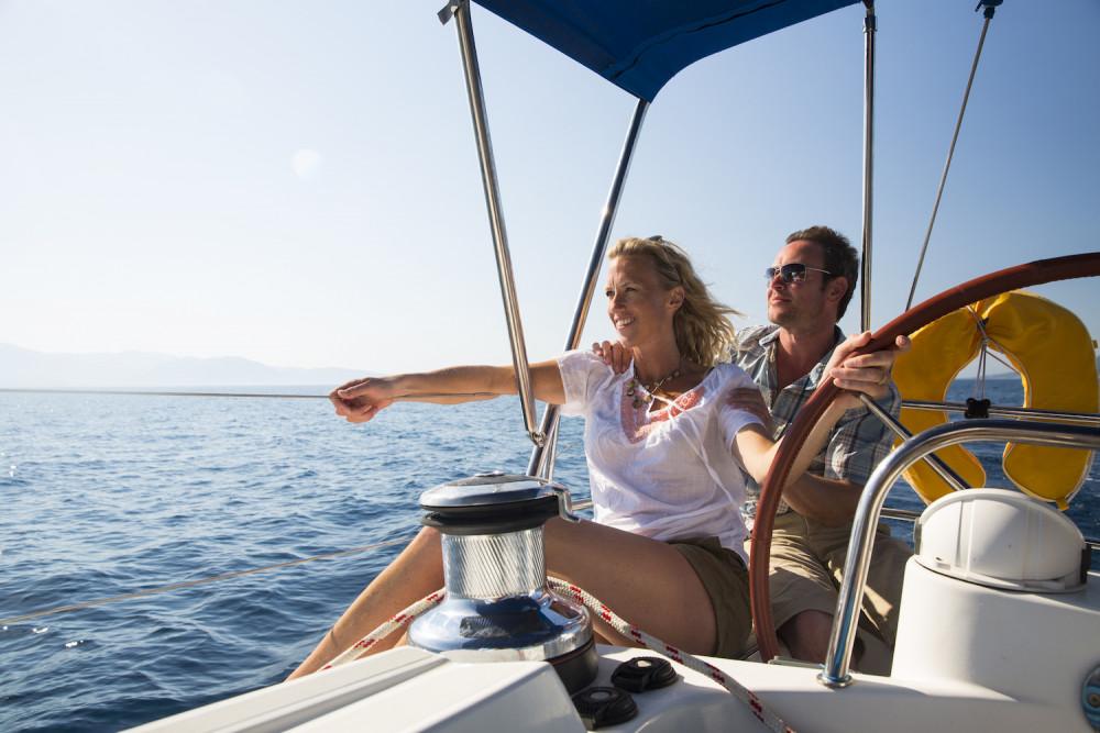 Фото: Морской круиз на яхте  Адлер-Сочи-Адлер