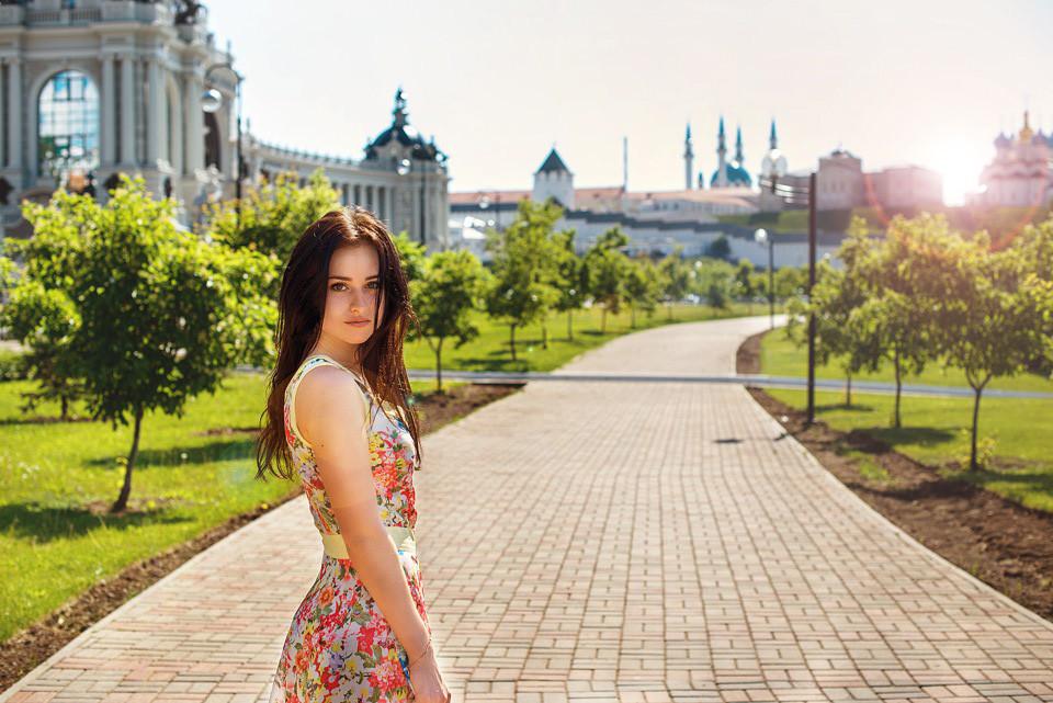 Фото: Фото-прогулка по Казани