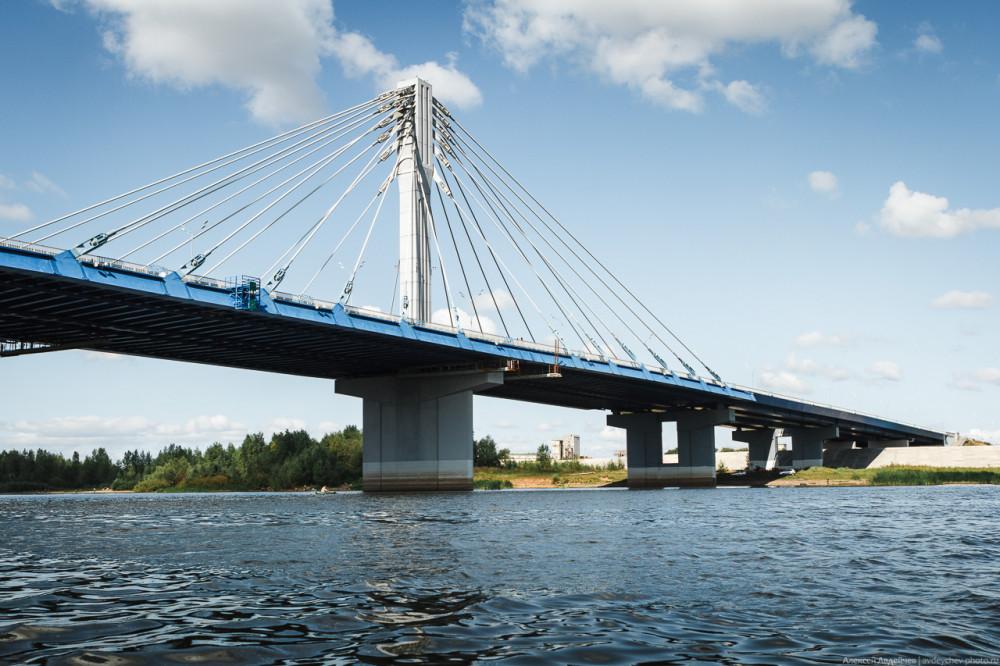 Фото: Самара - город и река. Под 5 мостами