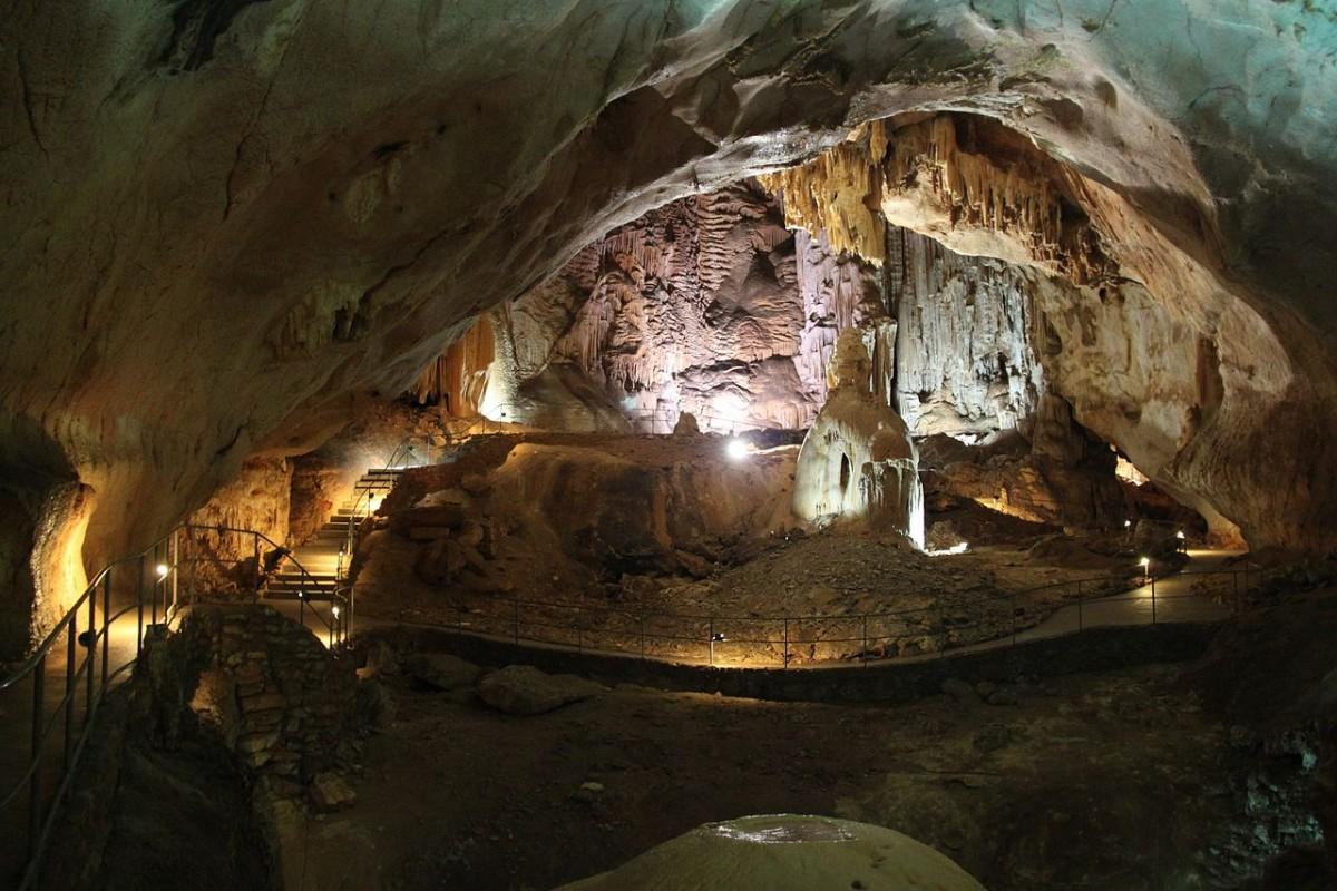 Фото: Магия Крымских пещер