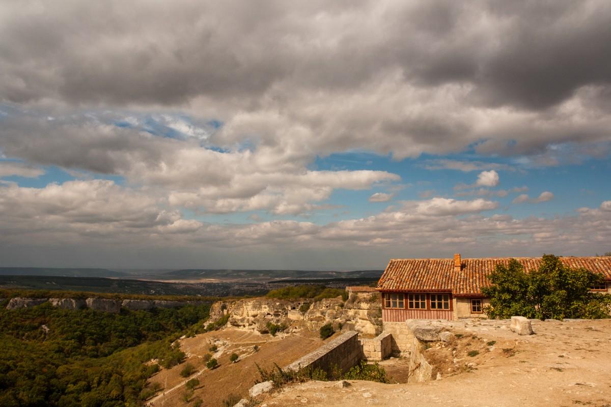 Фото: Джип-Тур «С вершины в долину» Чуфут-Кале