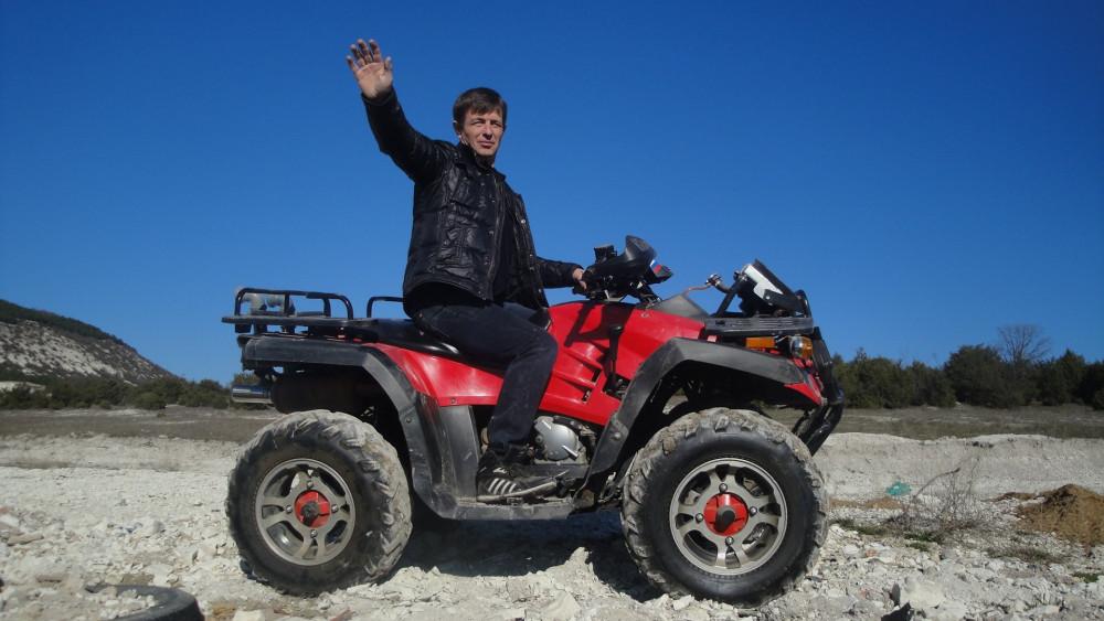 Фото: Покори Черноречье на квадроцикле!