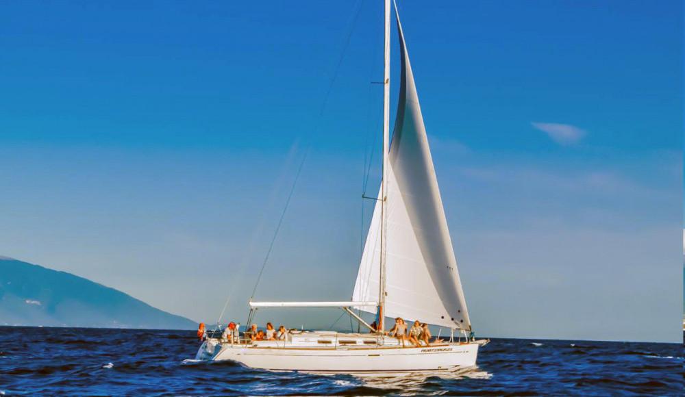 Фото: Парусная яхта «Dufour 40»