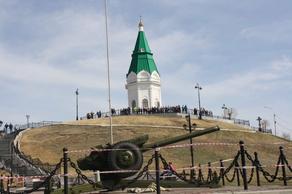 Фото: Здравствуй, Красноярск!