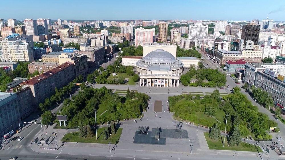 Фото: Здравствуй, Новосибирск!