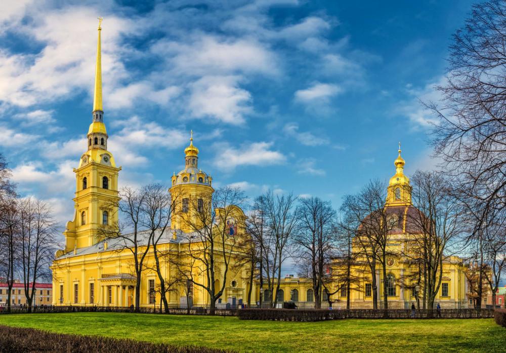 Фото: Исток города. Замысел Петра Великого.