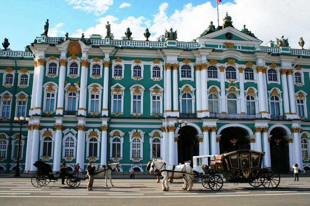 Фото: Истории петербургских дворцов