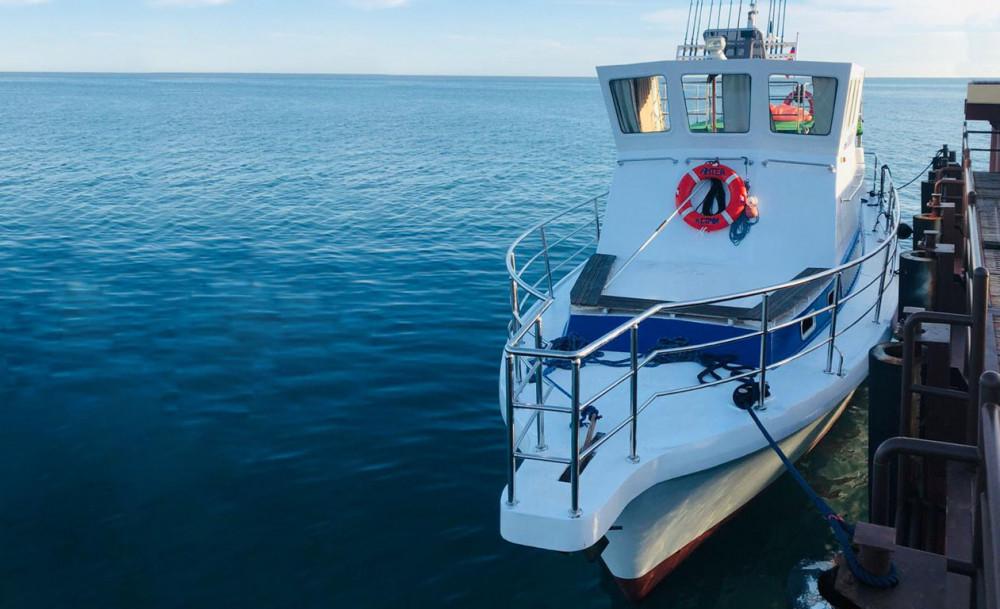 Фото: Морская прогулка на двухпалубном судне