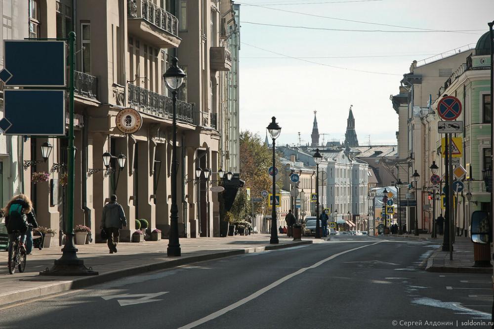 Фото: Большая Никитская улица