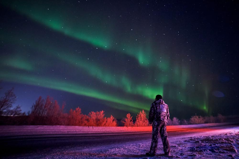 Фото: Тур «Охота за северным сиянием»