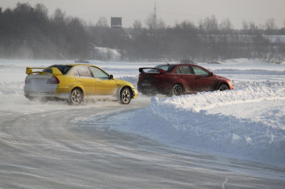 Фото: Экстремальное вождение на своем авто