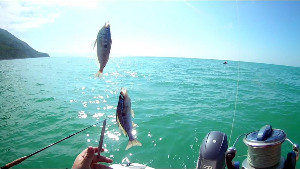 Фото: Рыбалка с катера