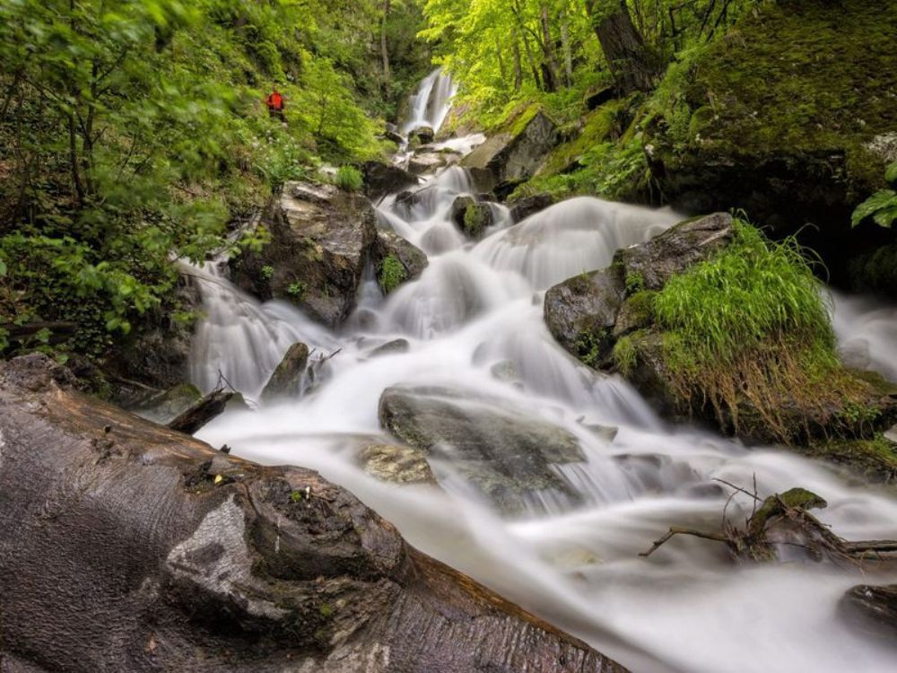 Фото: Трекинг к водопаду Кейву