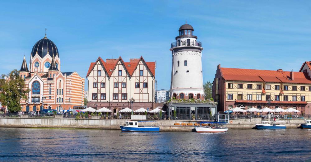 Фото: Увидеть все: Калининград, море и замки!
