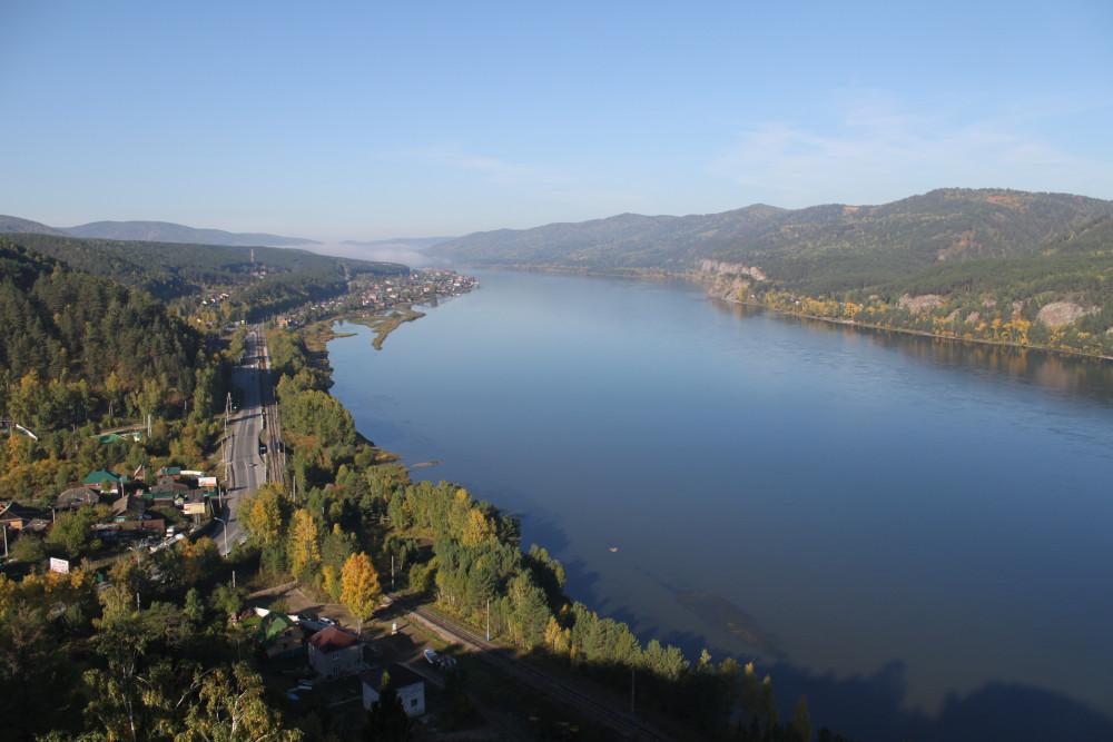 Фото: Красноярск, Дивногорск и Столбы с гидом