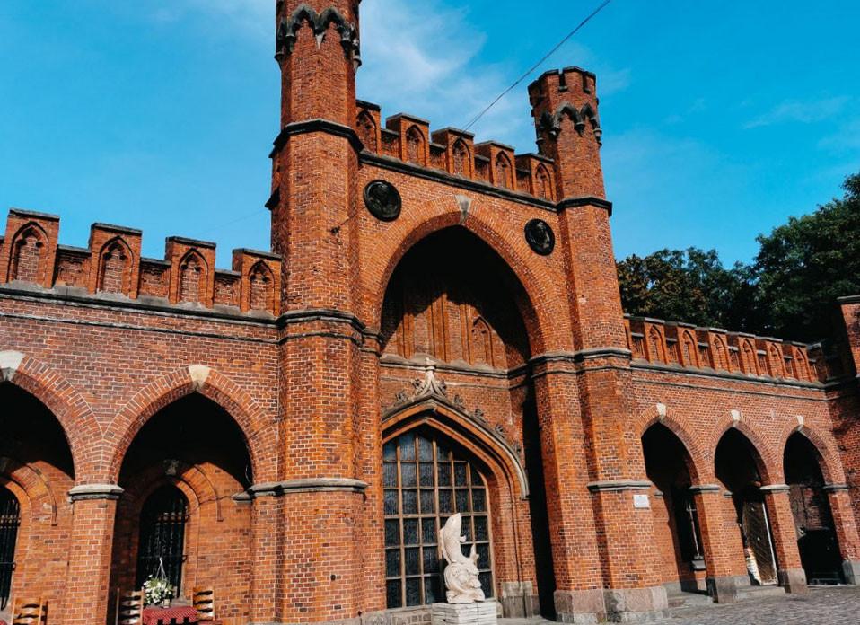 Фото: Форты и бастионы города-крепости