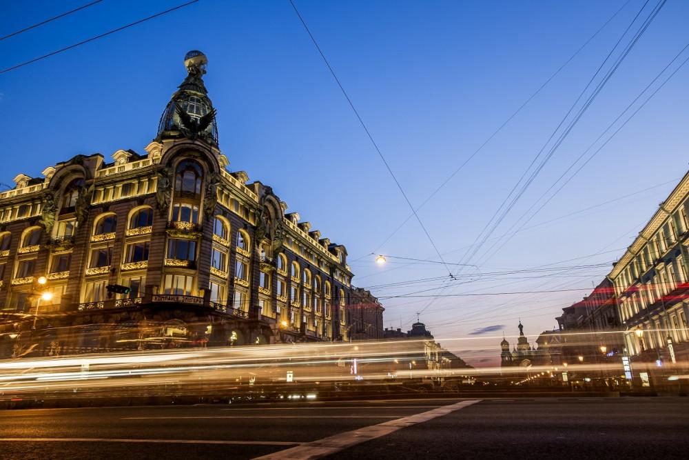 Фото: Мифы и легенды Санкт-Петербурга
