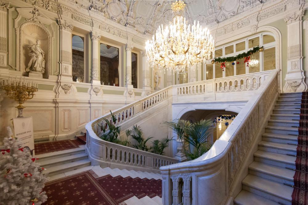 Фото: Обзорная с посещением Юсуповского дворца