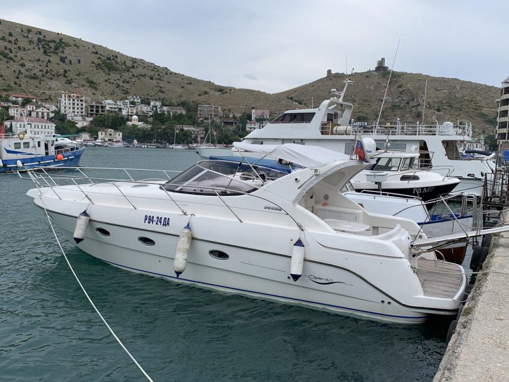 Фото: Яхта «Sessa 40»