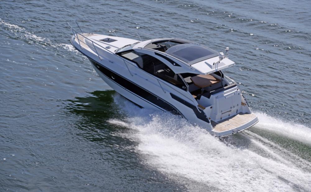 Фото: Моторная яхта Grandezza