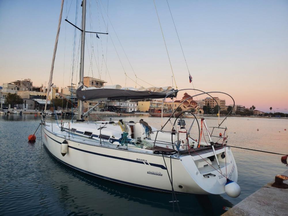 Фото: Парусная яхта «Bavaria 42»