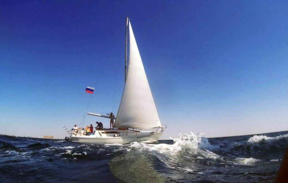 Фото: Парусная яхта «Less-900»