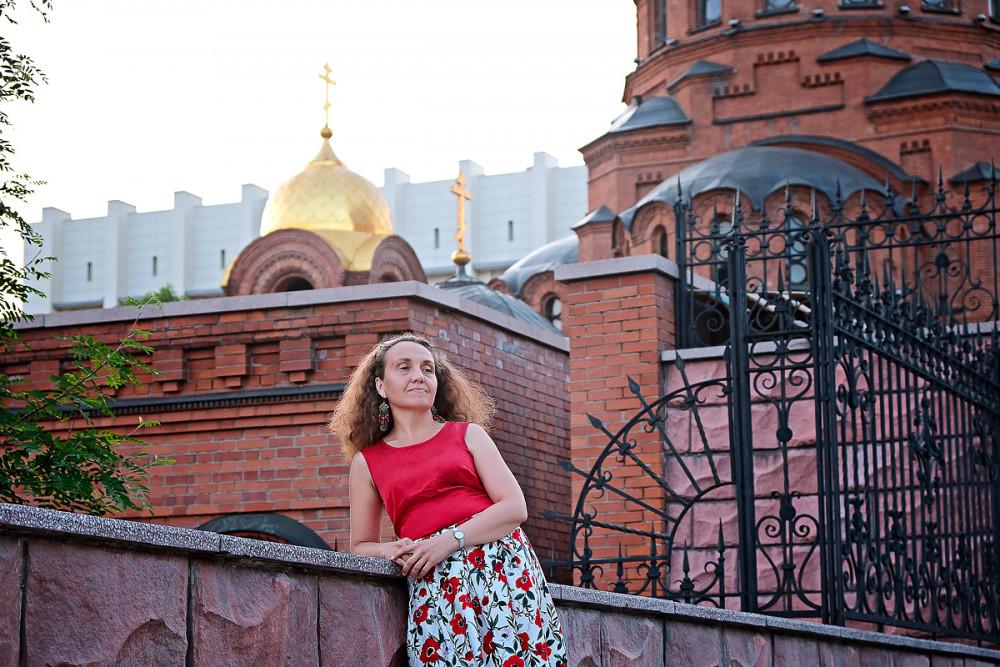 Фото: По храмам центра Новосибирска