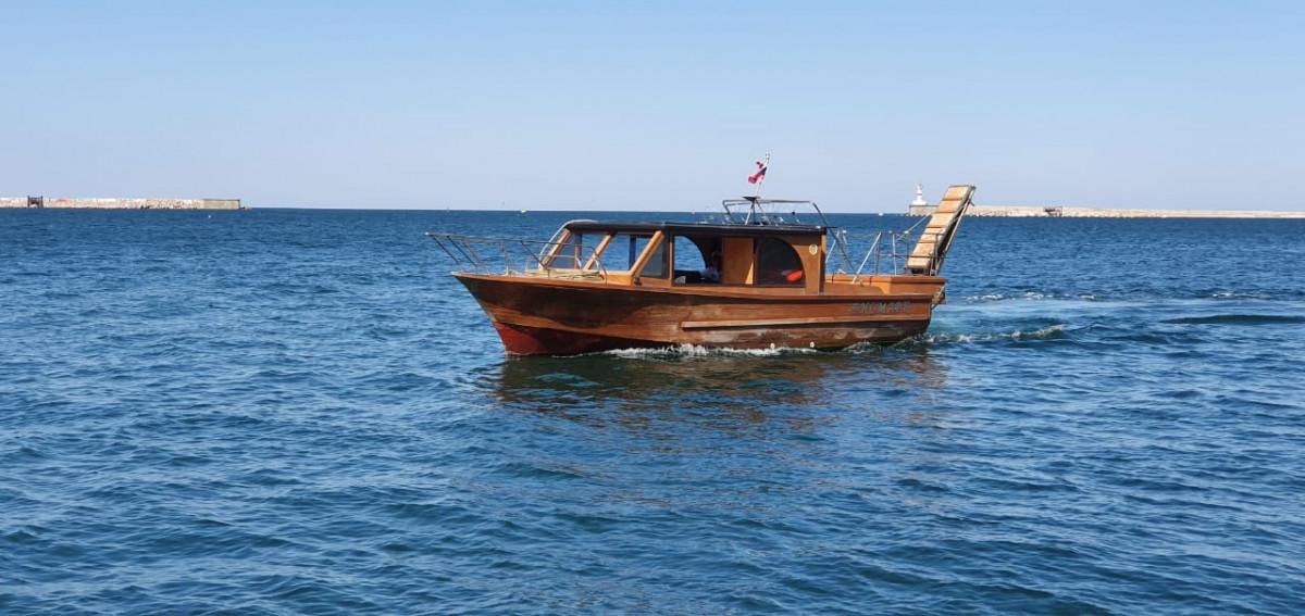 Фото: Прогулки на катере по Севастопольским бухтам