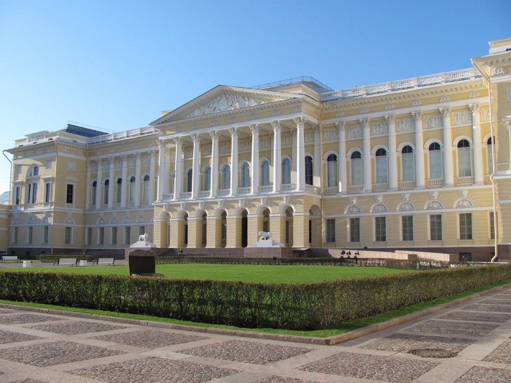 Фото: Обзорная + Русский музей