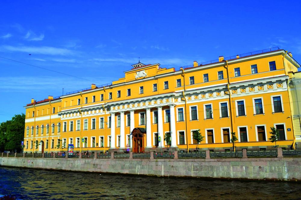 Фото: Обзорная + Юсуповский дворец
