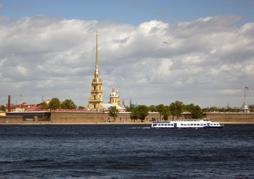 Фото: Весь Петербург с прогулкой на теплоходе