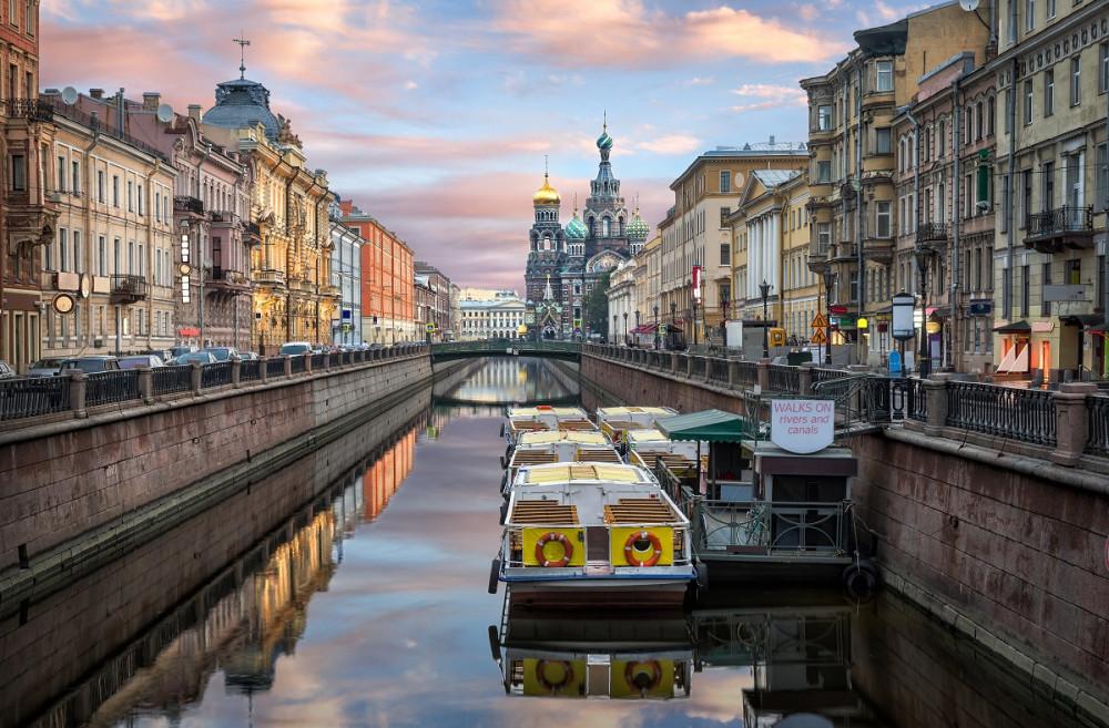 Фото: Знакомство с Петербургом + прогулка на теплоходе