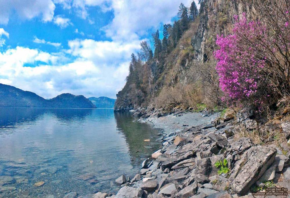 Фото: Джип-тур: Майские на Алтае