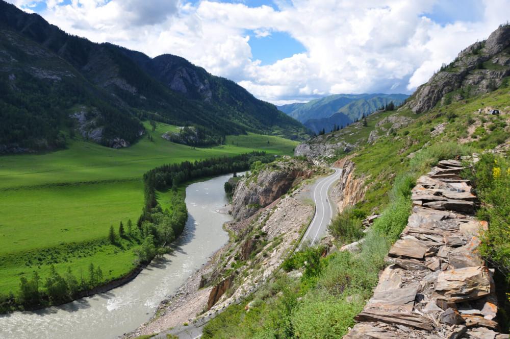 Фото: Джип-тур: Тысячеликий Алтай