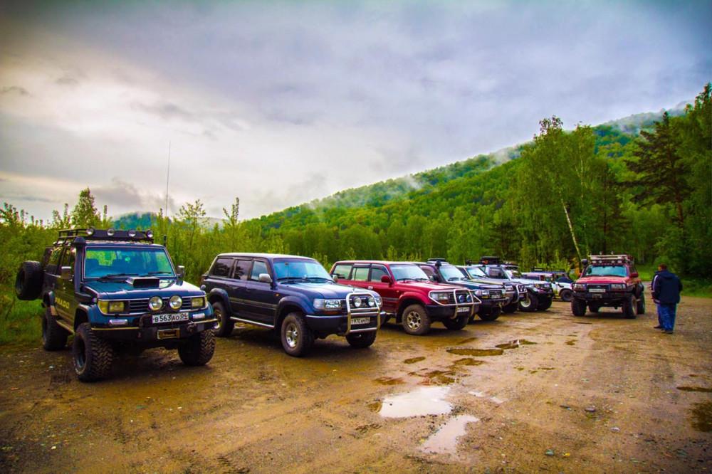Фото: Джип-тур: Алтай - мир контрастов