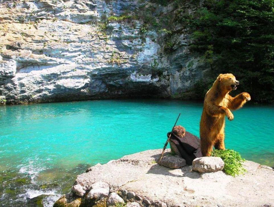 Фото: Сказочная Абхазия: сэлфи-тур