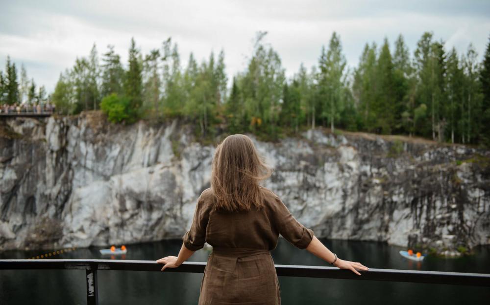 Фото: Фототур в горный парк Рускеала