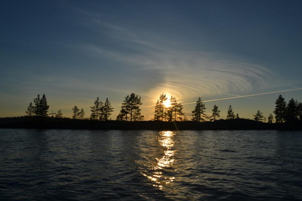 Фото: Рыбалка на Онеге