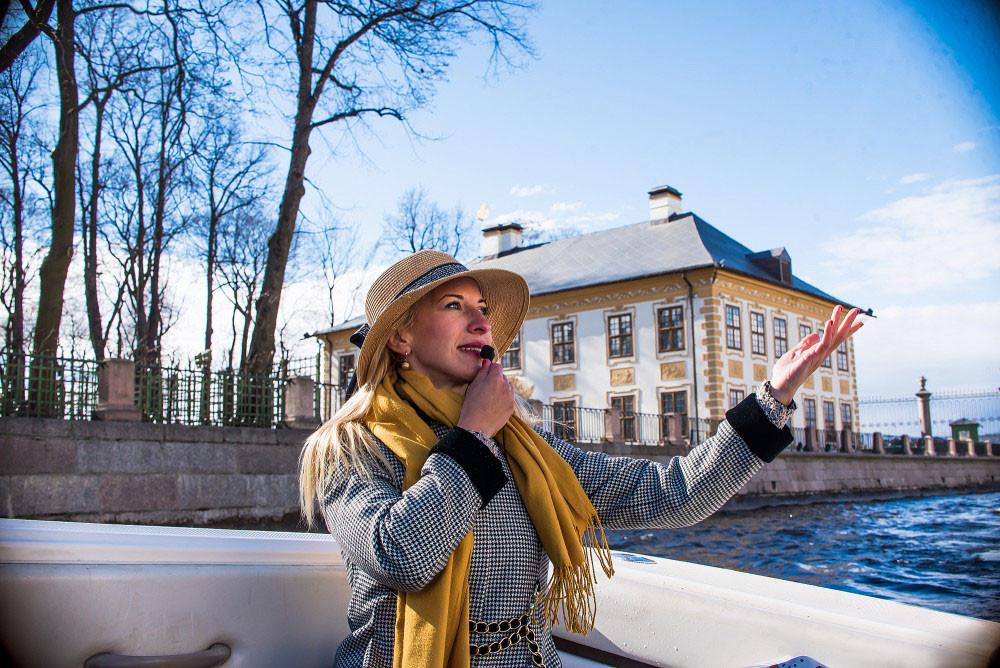 Фото: Вояж на катере по каналам Петербурга
