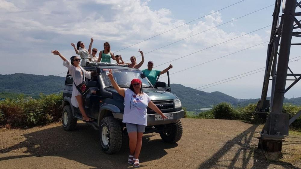 Фото: Джипинг-Тур «Глубокая Балка»